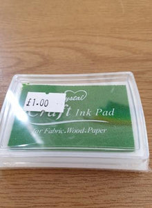 Green Craft Ink Pad