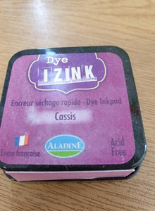 Cassis Dye Ink Pad