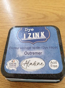 Outremer Dye Ink Pad