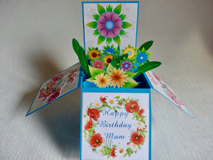 Blank Pop Up Boxes & Envelopes