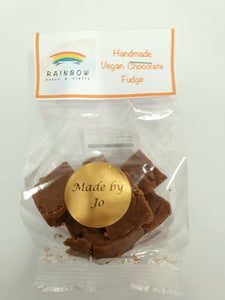 Whisky Flavoured Fudge