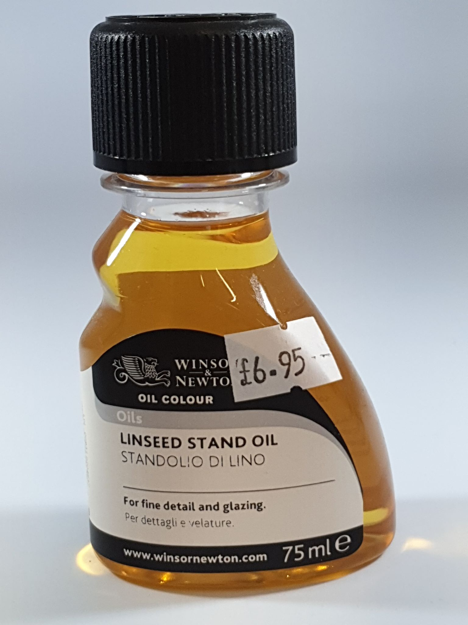 Winsor & Newton Linseed Oil