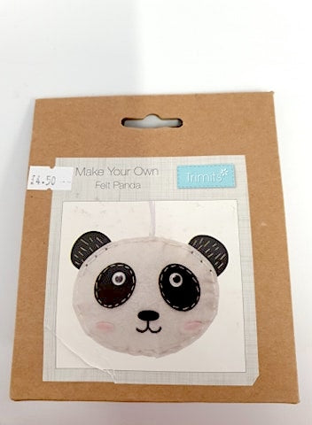 Make Your Own Panda