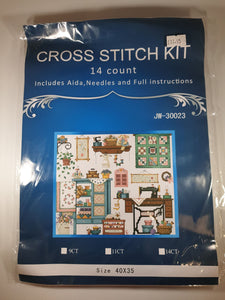 Crafting Cross Stitch Kit