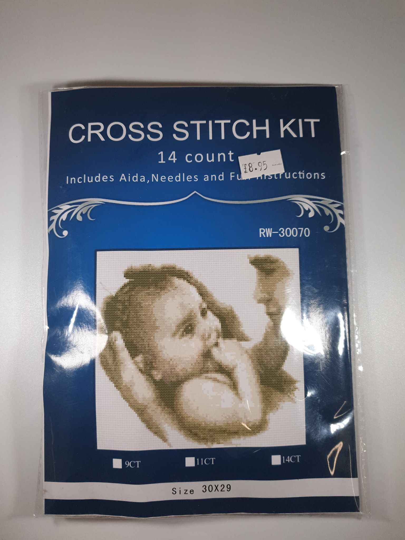 Baby Cross Stitch Kit