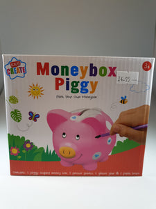 Ceramic Pig Money Box