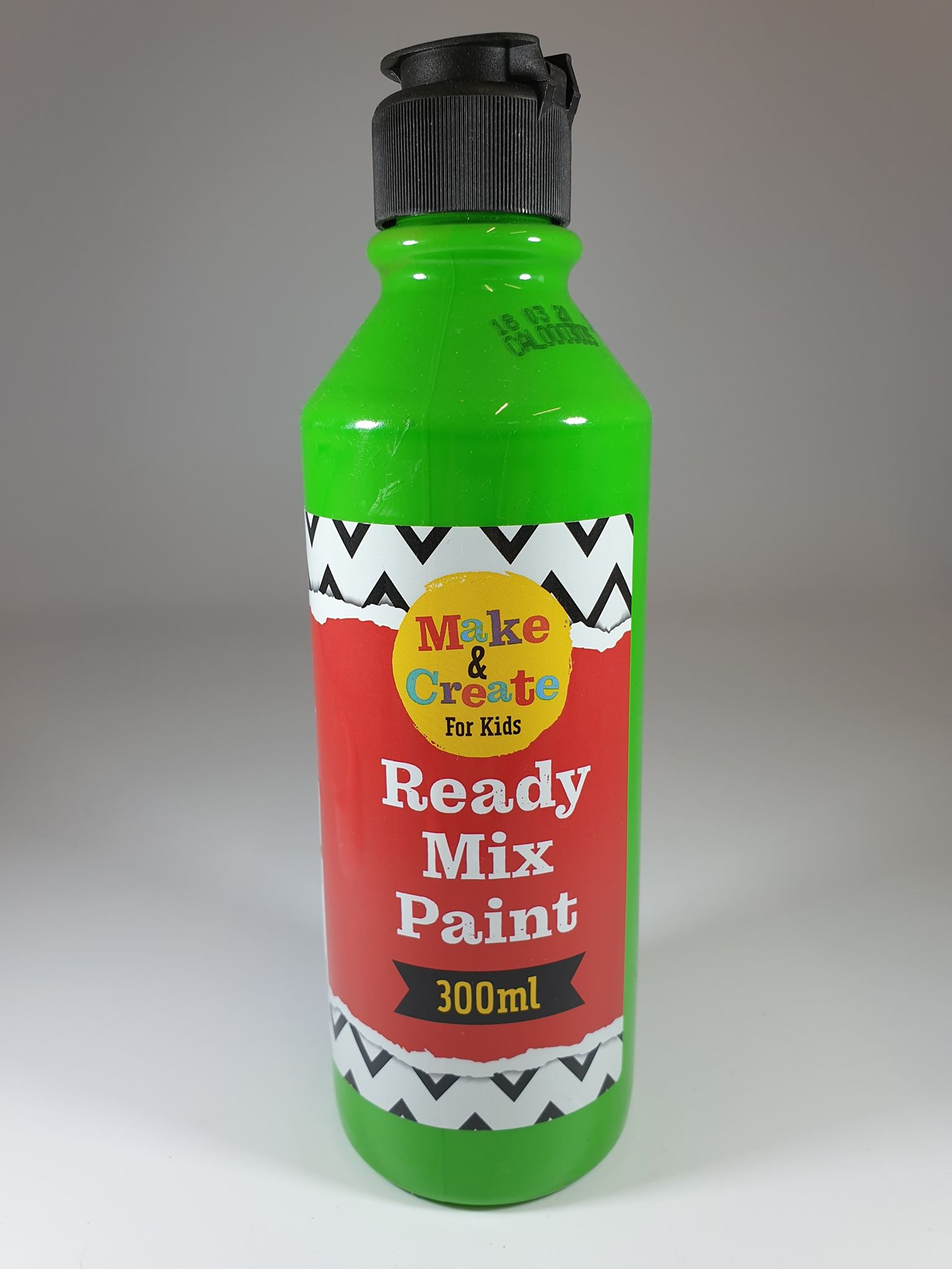Green Ready Mixed Paint