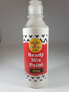 White Ready Mixed Paint