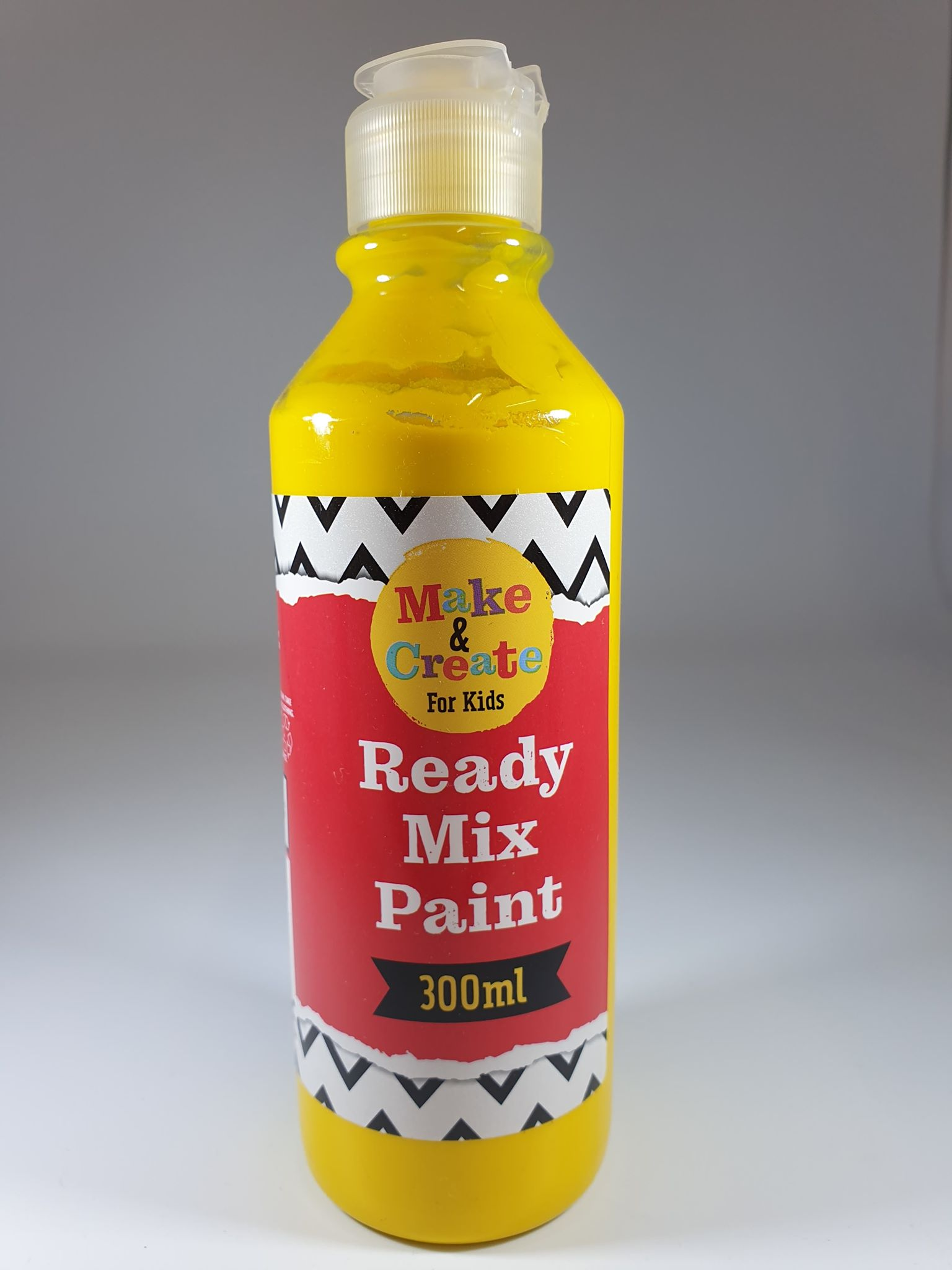 Yellow Ready Mixed Paint