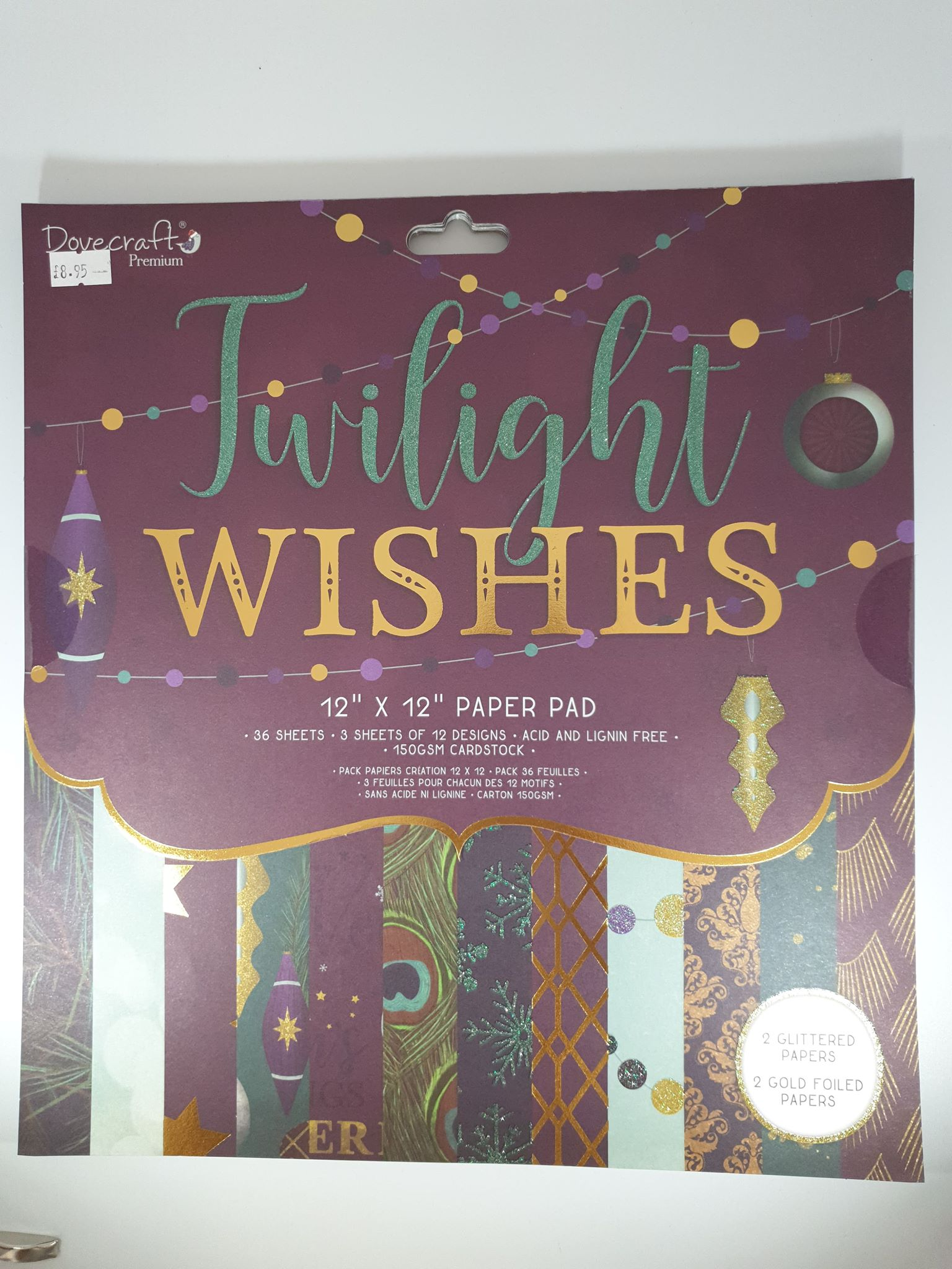 Twilight Wishes Paper Pad