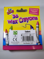 Load image into Gallery viewer, Wax Crayons