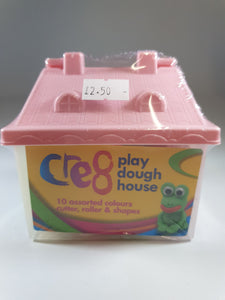 Play Dough House