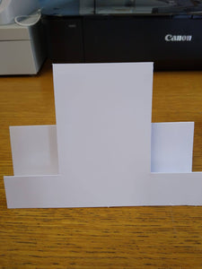 Blank Stepper Cards & Envelopes