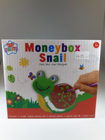 Load image into Gallery viewer, Snail Money box