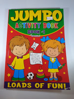 Load image into Gallery viewer, Jumbo Activity Book-1