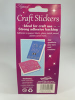 Load image into Gallery viewer, Pearl Pink Craft Stickers