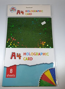 Holographic Card