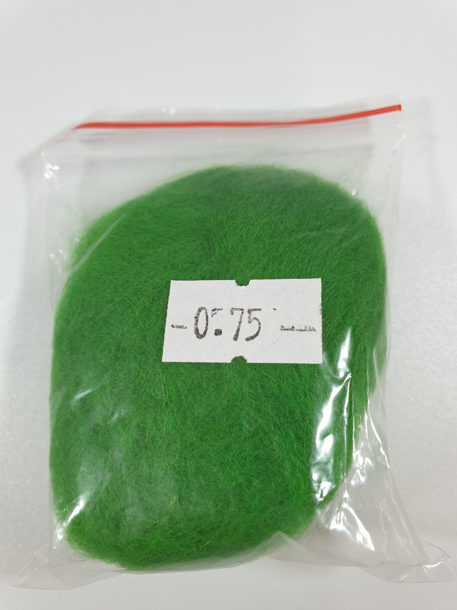 Green Felting Wool