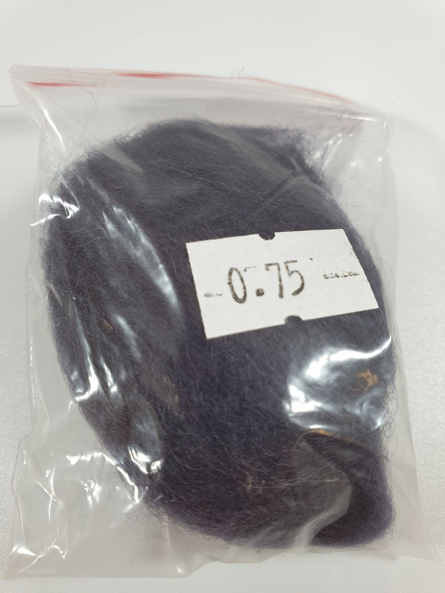 Dark Grey Felting Wool