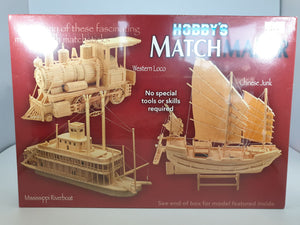 Hobby's Matchmaker - Mississippi Riverboat