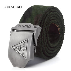 Belts Men&Women Military Canvas belt