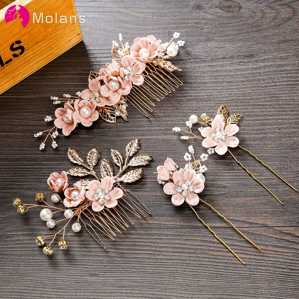 wedding Hairpin Prom Hair Com Bridal Wedding