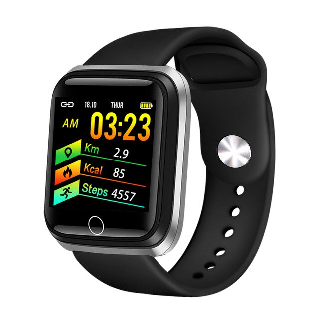 LIGE Smart Electronic Watch Women Fitness Tracker Heart Rate Sphygmomanometer Pedometer for Android ios Health Sports smartwatch