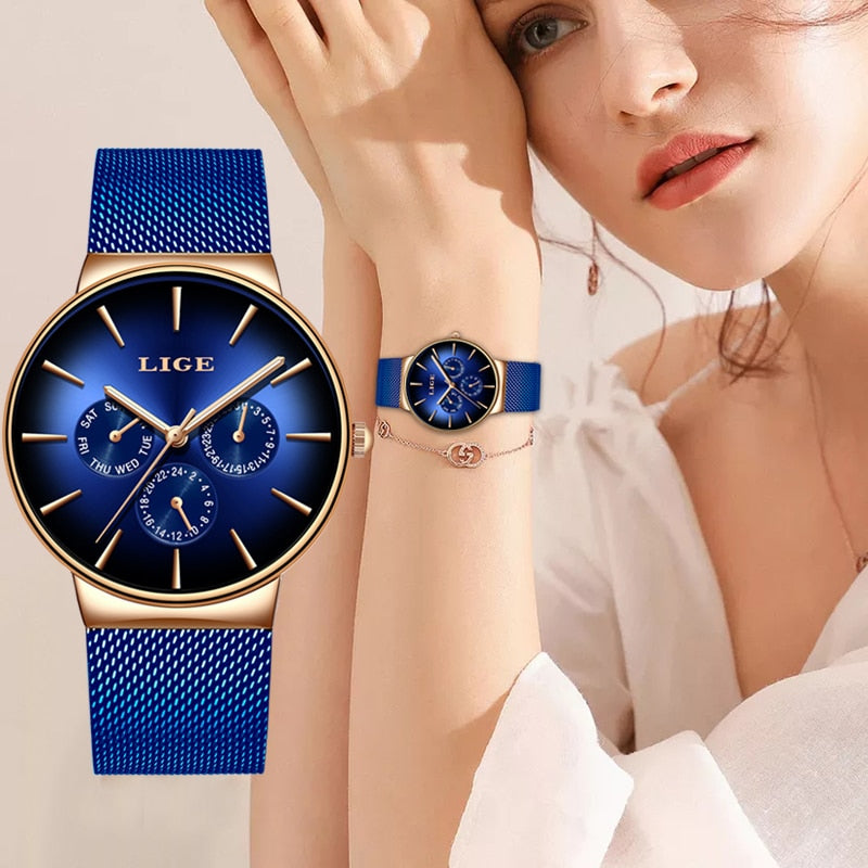 Watches Ladies Top Brand Luxury
