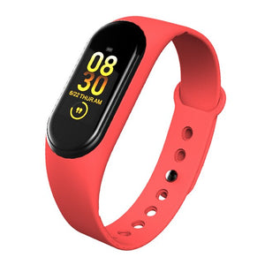 M4 Plus Smart Band 4 Heart Rate Sports Bracelet Blood Pressure Smart Watch Monitor Health Wristband Smart Watch Fitness Tracker