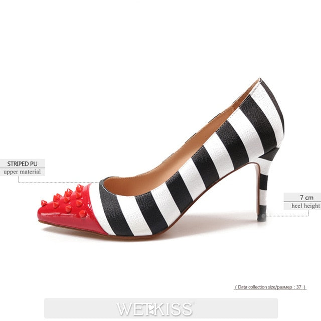 Zebra Designed Shoes