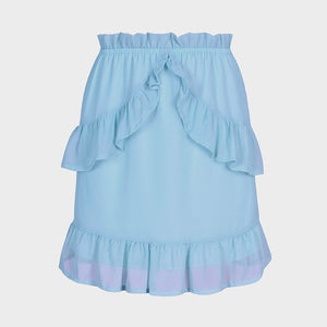 Sexy Ruffles Bodycon Skirt