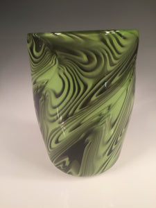 Soft Glass Vase