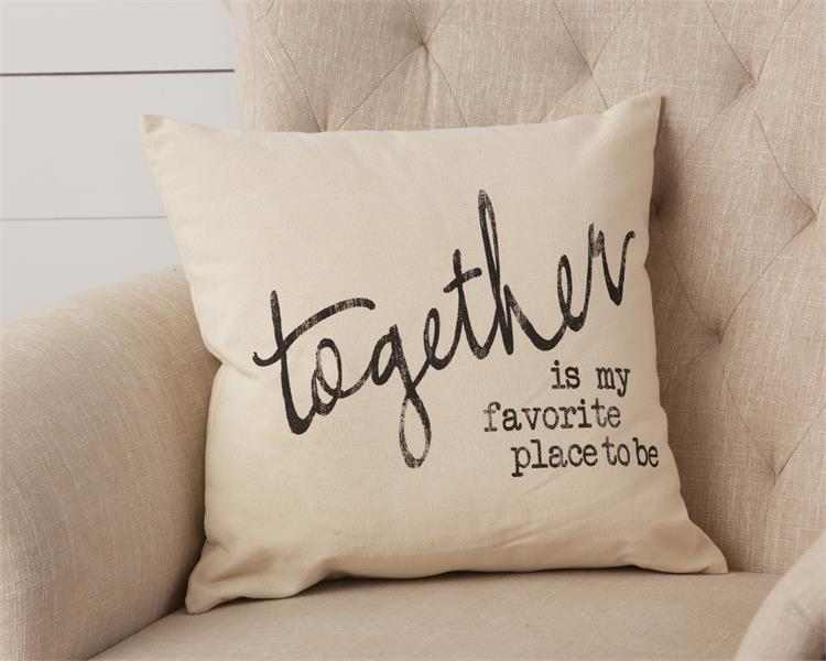 Together Pillow