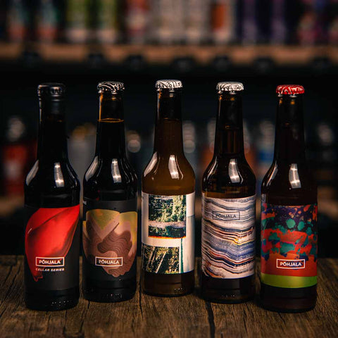 Live From Pohjala Brewery Tasting Pack // 9th April 2021
