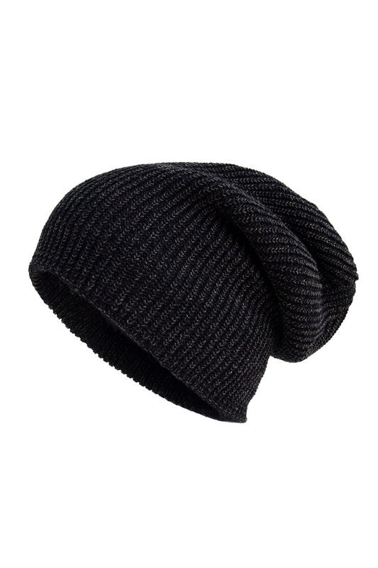 Slouchy Oversized Baggie Winter Beanie - MENS
