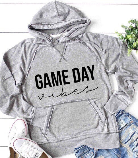 Game Day Vibes Hoodie
