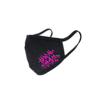 'Spread Kindness' - YOUTH Washable Mask with Filter Pocket - **PRE-SALE**
