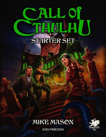 Call of Cthulhu (7th Edition): Starter Set