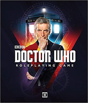 Dr Who Roleplaying Game Hardcover