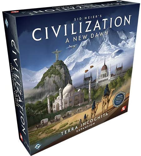 Civilization New Dawn: Terra Incognita