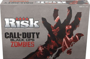 Call of Duty Risk - Zombies Edition