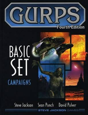 Gurps Campaigns : Generic Universal Role Playing System
