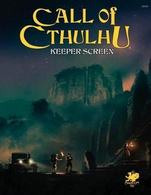Call of Cthulhu Keeper Screen : Horror Roleplaying in the Worlds of H.P. Lovecraft