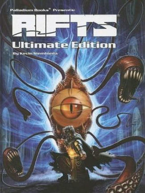 Rifts Role-Playing Game