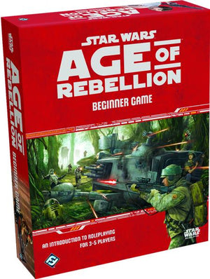 Star Wars Age of Rebellion: Beginner Game