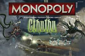 MONOPOLY - CTHULHU COLLECTOR'S EDITION