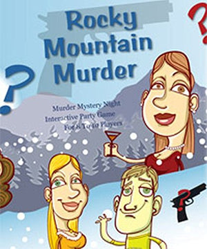 Murder Mystery Night: Rocky Mountain Murder