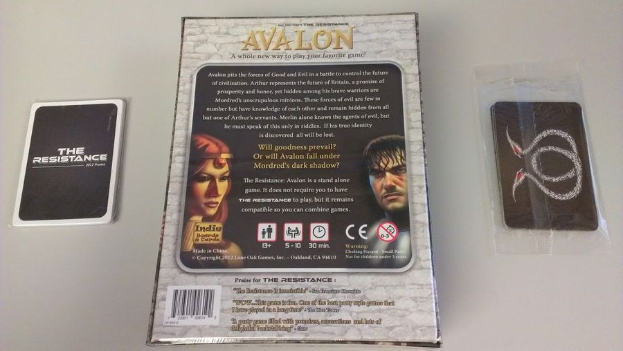 The Resistance: Avalon (2012)