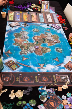Cyclades: Titans (2014) Expansion