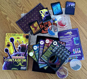 Pandemic: Contagion (2014)